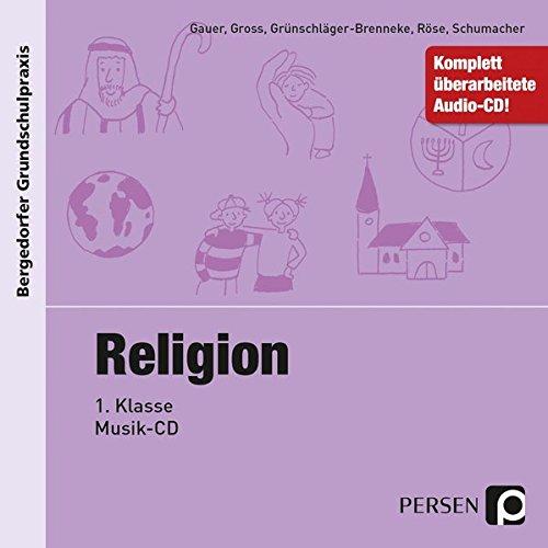 Religion - 1. Klasse, Musik-CD