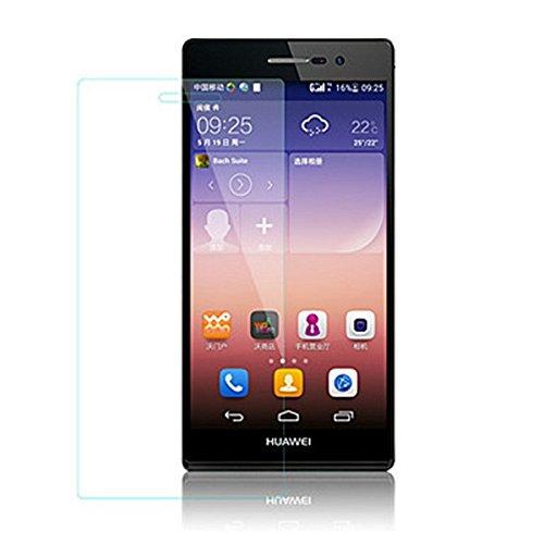 Cellphone Case Cover gehärtetem Glas 9H Premium Bicolor-Explosion Display Schutz Glas Hart die Folie der Schutz für Huawei P7P8P9Lite P9mehr by diebelleu