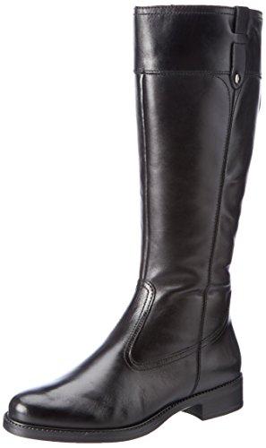 Tamaris Damen 25520 Stiefel, Schwarz (Black), 40 EU (Stiefel Leder Schwarz)