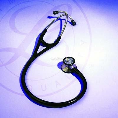 "Littmann Cardiology III Stethoscope SizeA : 27"" Color : Navy Blue by 3M SAS2349 (HC)"