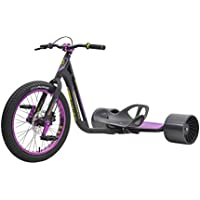 FireCloud Cycles Triad Pro Disc Drift Trike - Sindicato 3 en Color Negro y Morado (tamaño Completo)