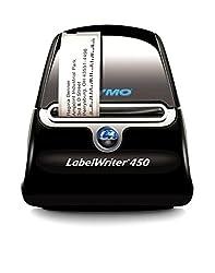Dymo LabelWriter 450 Etikettendrucker (Thermischer drucker für Ihren PC/Mac)
