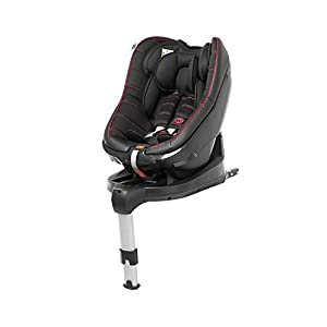 Innovations MS 890 Car Seat Group 0/1 (0-18/9-18 kg) Black/Red   4