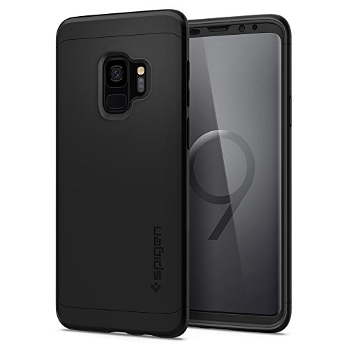 Spigen Thin Fit 360 Carcasa Negro