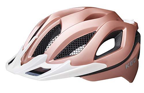 KED Spiri Two Helmet Rose matt Kopfumfang M | 52-58cm 2019 Fahrradhelm
