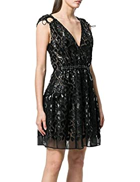 Stella McCartney Mujer 517039SKB321000 Negro Seda Vestido