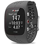Polar M430 Unisex Adult GPS Running Watch,Grey,One Size