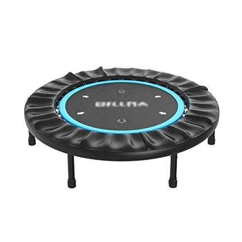 Lbwt trampolini sportivi for il fitness - rilascio di trampolini a pressione lettino di rimbalzo for il tempo libero mini trampolino pieghevole da 40