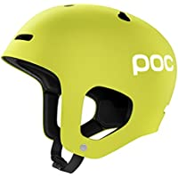 POC Auric - Casco de esquí unisex adulto, color Amarillo (Hexane Yellow),