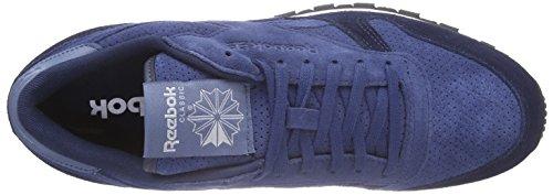 ReebokCl Leather Mp - Scarpe da corsa uomo Blu (Blau (Batik Blue/Faux Indigo/Blue Slate/White/Black)) Barato De Calidad En Línea uaGXakKygV