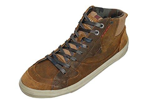 Replay Proud O Sneaker Herren Leder , Farbe:braun;Schuhgrößen:42