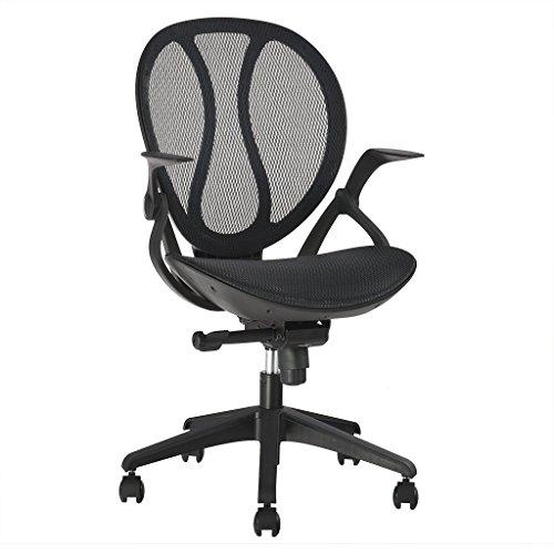 Langria Bürostuhl mit Wippfunktion
