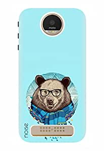 Noise Designer Printed Case / Cover for Motorola Moto Z Play / Animated Cartoons / Decorative Pillow Cases