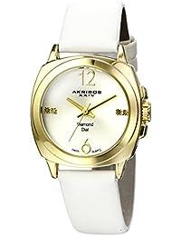 Akribos AK742YGW - Reloj para mujeres