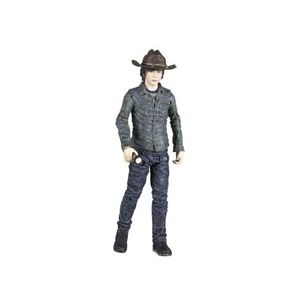 McFarlane Toys The Walking Dead TV Series 7 Carl Grimes Action Figure Model: 14572-4 by Toys & Child 1