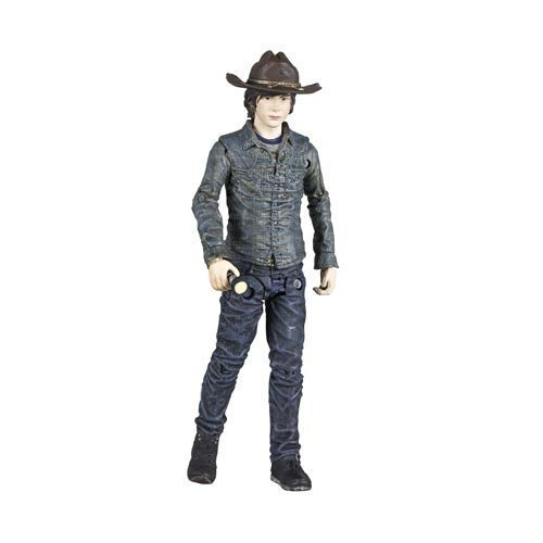 McFarlane Toys The Walking Dead TV Series 7 Carl Grimes Action Figure Model: 14572-4 by Toys & Child