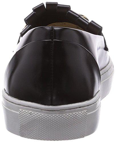 BPrivate A0205p, Baskets Basses femme Noir - Noir
