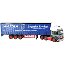 Peterkin 1:64 Scale Malcolm Logistics Volvo Truck