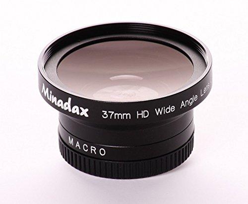 0 5X GRAN ANGULAR LENTE PARA SONY HANDYCAM HDR CX6CX505  HDR CX505  HDR CX520  HDR CX520V  XR500  XR520  HDR XR550NUEVO