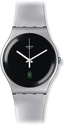 Swatch Reloj de cuarzo Unisex Be Charged 41 mm de Swatch