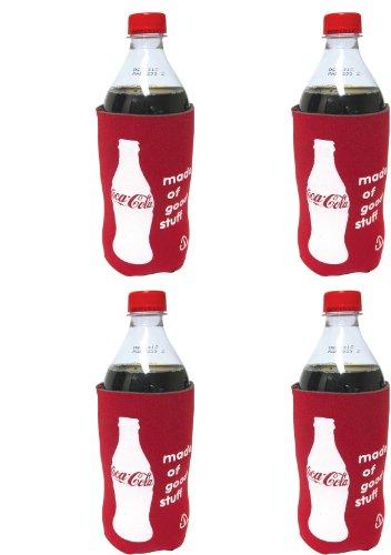 kolder-20-ounce-made-from-good-stuff-coke-bottle-koosie-4-pack-red
