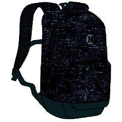 Hurley Blockade Heather Backpack Black/Black QTY