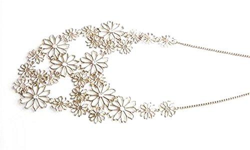 Damenkette Hals Kette Spikekette Halskette Vintage NEU