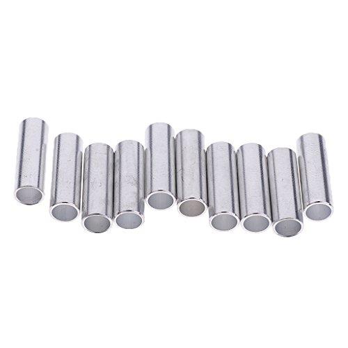 Sharplace 10 Stück Aluminium Inlineskates Distanzscheiben Für 8mm Kugellager