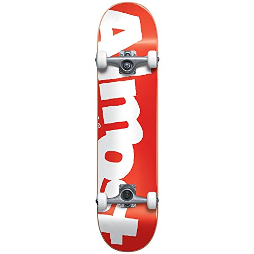 Almost Skateboard Complete Deck Side Pipe 7.875