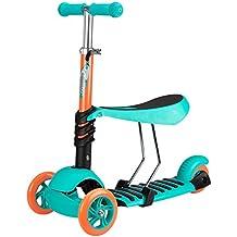 Baby Tri - Scooter con asiento ajustable.