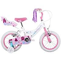 Sonic Girl's Princess Bike, 14 inch Wheel