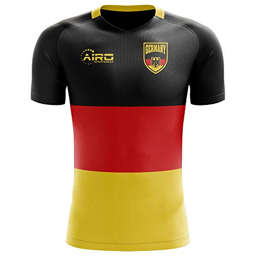 af016c8df Airo Sportswear 2018-2019 Germany Flag Concept Football Soccer T-Shirt  Maillot (Kids