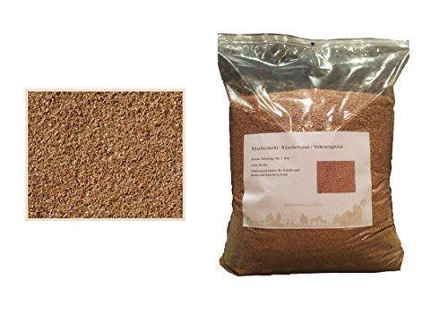 4kg Räuchermehl reine Buche Volierengrund Räucherspan Räucherchips räuchern Buchenholzgranulat (sehr fein bis 1mm)