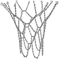 MagiDeal Reemplazo Estándar Duradero Cadena de Red Meta de Baloncesto Accesorios de Deportes