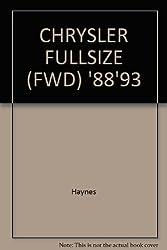 CHRYSLER FULLSIZE (FWD) '88'93