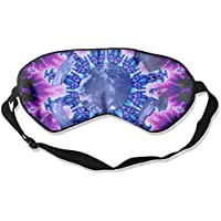 Eye Mask Eyeshade Kaleidoscope Color Sleeping Mask Blindfold Eyepatch Adjustable Head Strap preisvergleich bei billige-tabletten.eu