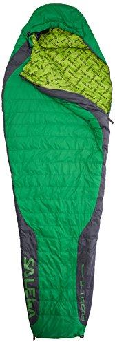 Salewa, 00-0000003685, Sacco a Pelo, Unisex adulto, Verde (Eucalyptus), Destra