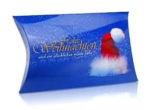 3-D Geschenkgutschein/ Päckchen Weihnachts- Design