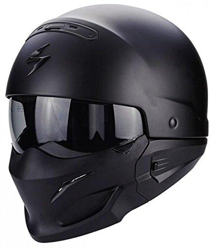 Scorpion Helm Motorrad exo-combat, matt black, S