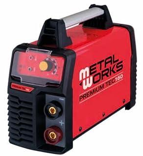 Metalworks TEC 160 - Soldadora electrodos MMA inverter (B00US3A8QA)   Amazon Products