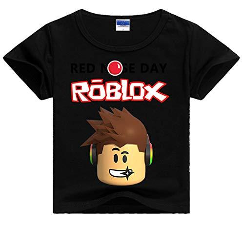 Vannie Niños Roblox Jugador Camiseta Red Nose Day Niños...