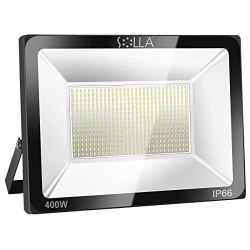 SOLLA Luz de Inundación de 400W LED
