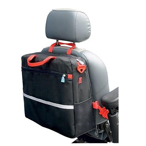 Multifonction Sac pour scooter de mobilité et fauteuil roulant sac