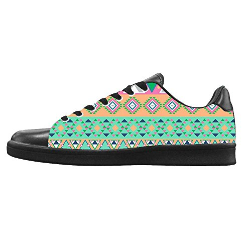 Dalliy das tribal Men's Canvas shoes Schuhe Lace-up High-top Footwear Sneakers C
