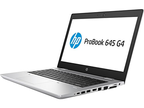 HP ProBook 645 G4 AMD 14 inch IPS SSD Silver