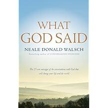 What God Said (English Edition)