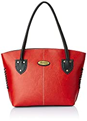 Fostelo Women's Handbag (Red) (FSB-364)