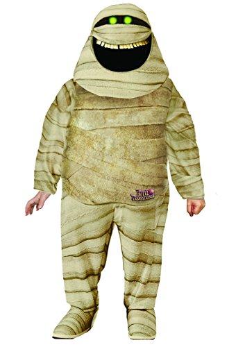 Ciao- Hotel Transylvania Costume Mummia Murray per Bambini, Bianco, 5-7 anni, 11152.5-7