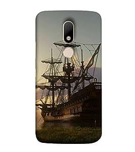 PrintVisa Designer Back Case Cover for Motorola Moto M (Painitings Watch Cute Fashion Laptop Bluetooth )