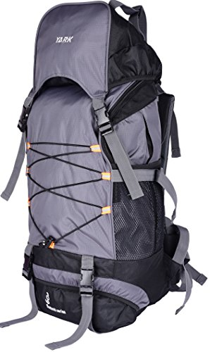 Yark Duratuff Grey 60 liters Climate Proof Rucksack (Y11001)